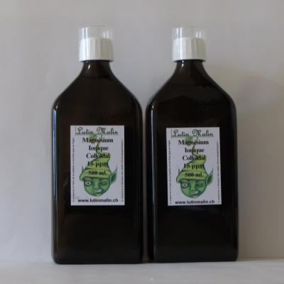 Mg 25ppm 2x500ml