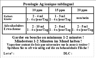 Posologie etiq ag coll 10 20ppm fr all grand