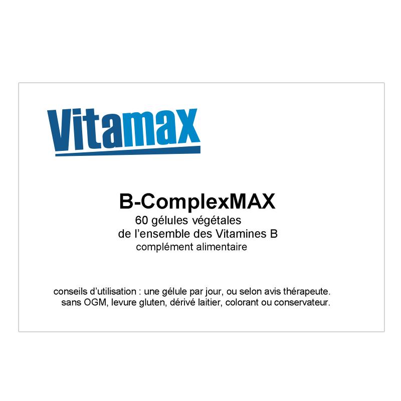Vitamax b complex max