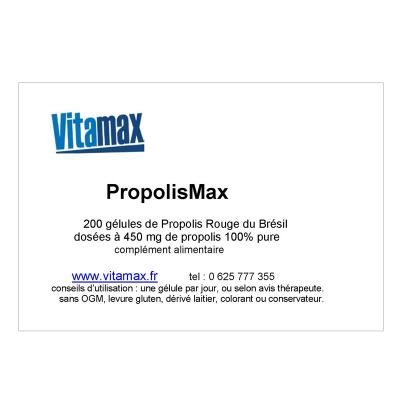 Vitamax propolis max